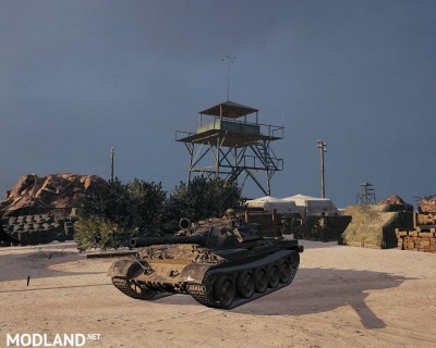 T-54 Mod 1 to T-55A 1.0 [1.0.2.2]